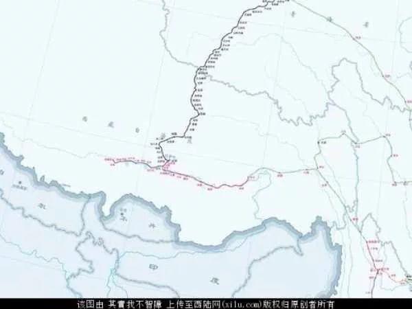 西藏边境运兵路线曝光!印度军队现异动