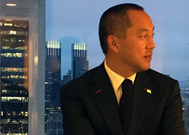 (纽约时报长篇)爆料者郭文贵:权力、金钱、秘闻与谜团
